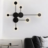 Бра Wall light circles 6