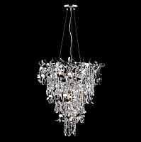 Люстра Crystal Lux ROMEO SP10 CHROME D600