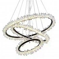 люстра Halo Crystal Pendant Lamp 3