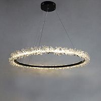 Люстра halo crystal pendant lamp