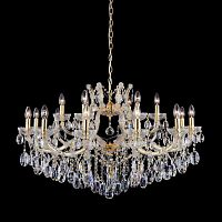 Люстра Crystal Lux HOLLYWOOD SP12+6 GOLD